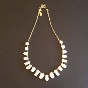 Kate Spade Clear Quartz Necklace **MUST SEE** 👀